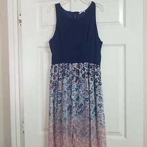 Exhilarating dress